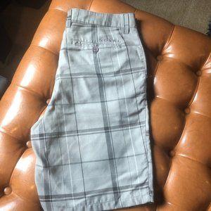 O'Neill Flat Front Shorts Sz 36